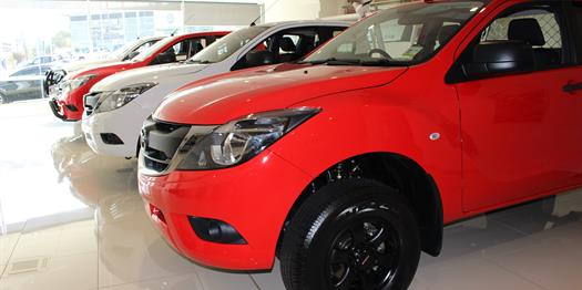 The ONLY Mazda BT-50 UTE Centre on the North Shore at Brookvale Mazda